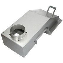 Exhaust hoods / flow guards