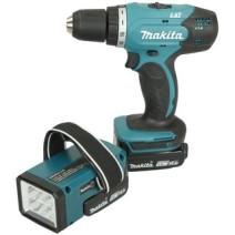 Cordless screwdriver / drilling machines