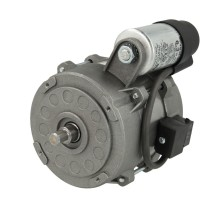 Burner motors / burner flanges