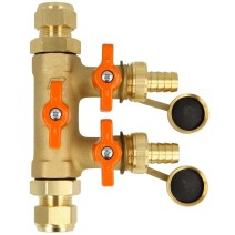 Balancing valves and fittings