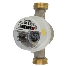 Water meter for multi-family dwellings